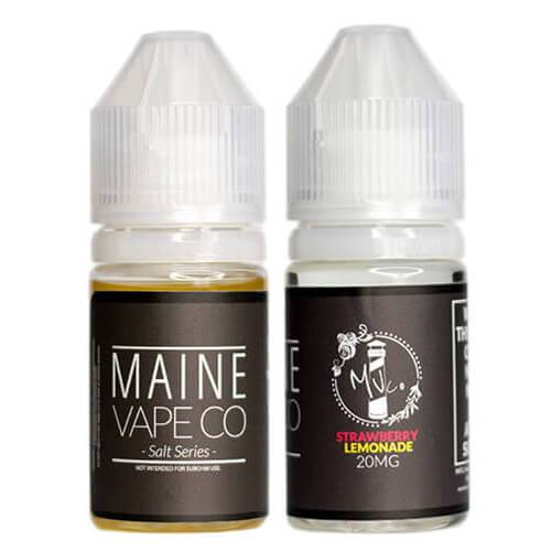 Strawberry Lemonade by Salt Series by Maine Vape Co