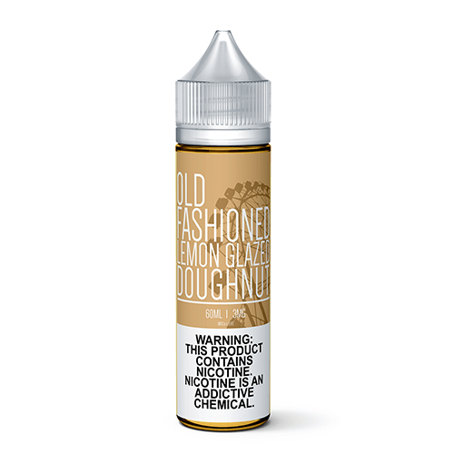 Lemon-Glazed Doughnut by Old Fashioned by Maine Vape Co
