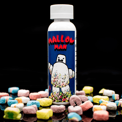 Mallow Man Premium E-Liquid