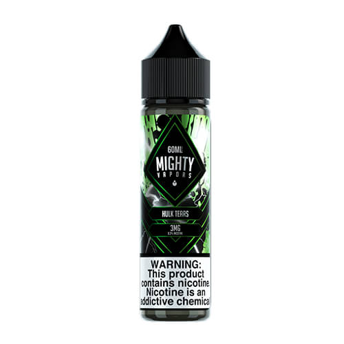 Hulk Tears by Mighty Vapors Vape Juice 0mg