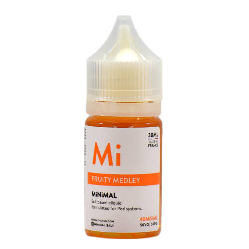 Fruity Medley eJuice by MiNiMAL
