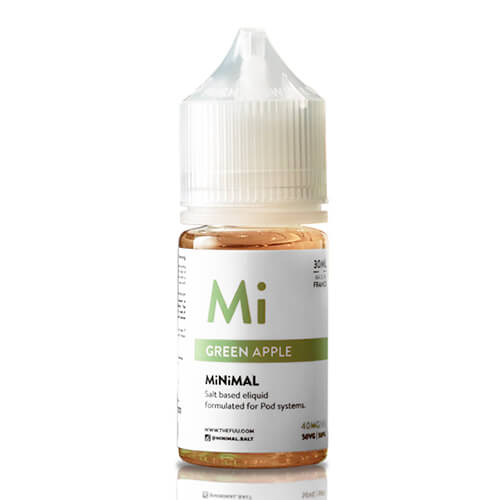 Green Apple eJuice by MiNiMAL