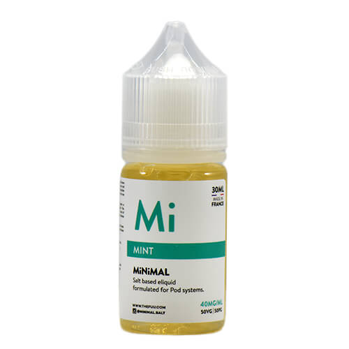 Mint eJuice by MiNiMAL