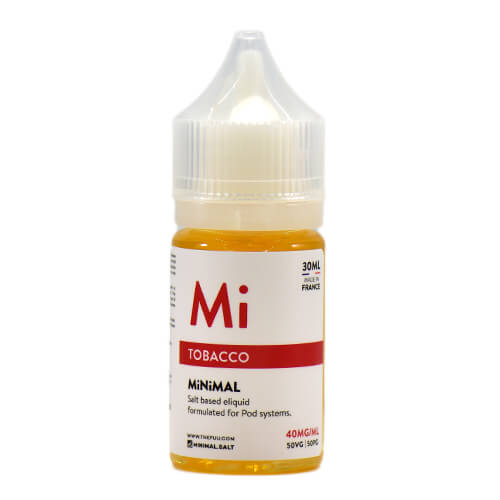 Tobacco eJuice by MiNiMAL
