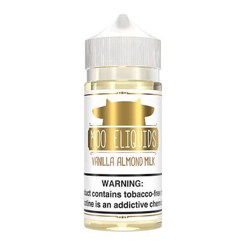 Vanilla Almond Milk by Moo eLiquids Synthetic
