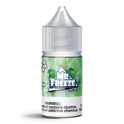 Apple Frost by Mr. Freeze eLiquid Salts