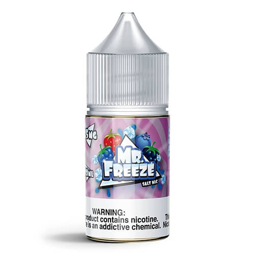 Berry Frost by Mr. Freeze eLiquid Salts