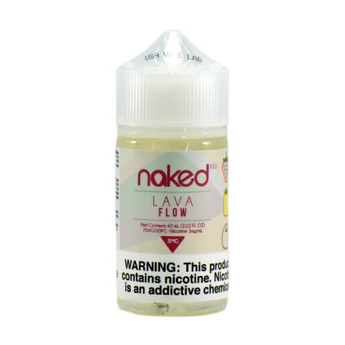 Lava Flow by Naked 100 By Schwartz Vape Juice 0mg