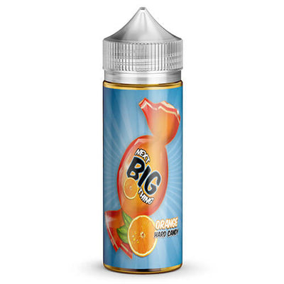 Orange Hard Candy by Next Big Thing eJuice-eJuice-Next Big Thing eJuice-eLiquid.com