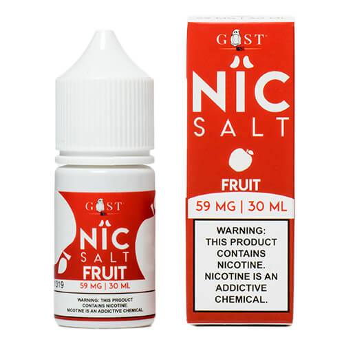 Fruit by Nic Salt by Gost Vapor