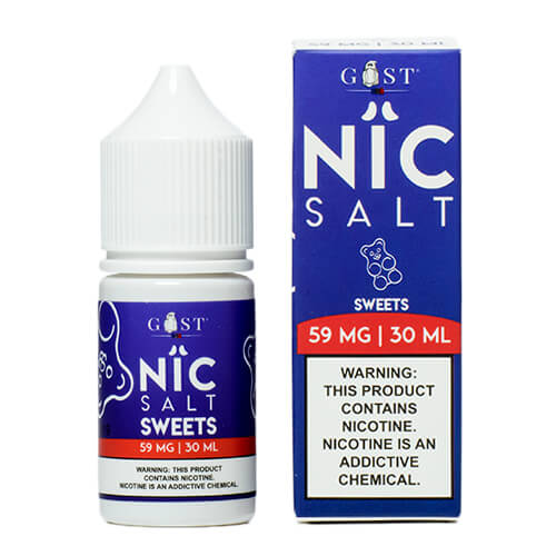 Sweets by Nic Salt by Gost Vapor