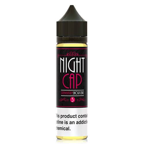 Strawberry Shortcake by Night Cap eLiquid