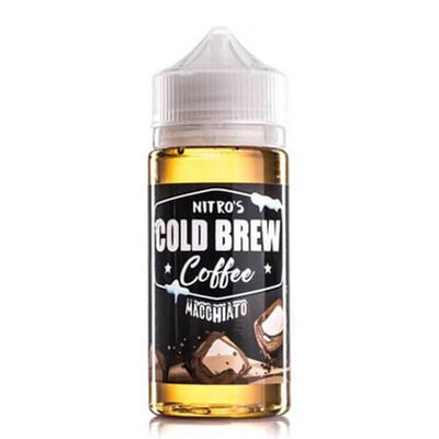 Macchiato eJuice by Nitro's Cold Brew-eLiquid-Nitro's Cold Brew-eLiquid.com