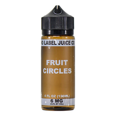 Fruit Circles by No Label Juice Co eJuice-eLiquid-No Label Juice Co-eLiquid.com