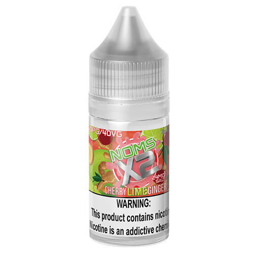Noms X2 Cherry Lime Ginger by Noms eJuice SALTS