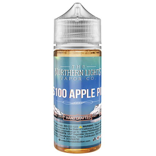$100 Apple Pie by Northern Lights Vapor Co.