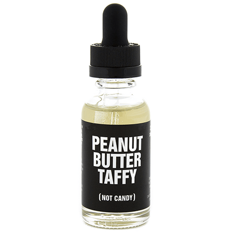 Peanut Butter Taffy by Not Candy E-Juice