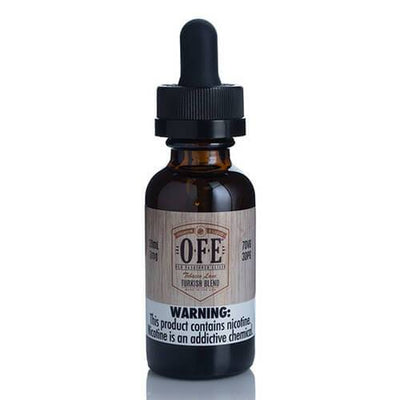 Turkish Blend by OFE (Old Fashioned Elixir)-eLiquid-OFE (Old Fashioned Elixir)-30ml-0mg-eLiquid.com