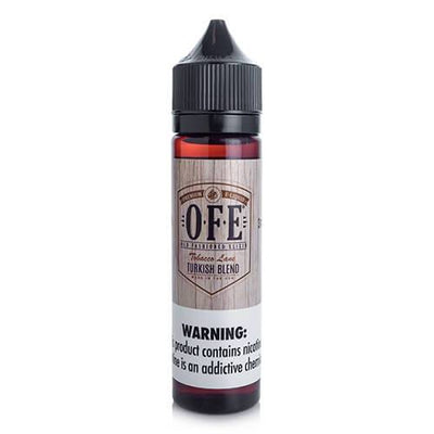Turkish Blend by OFE (Old Fashioned Elixir)-eLiquid-OFE (Old Fashioned Elixir)-60ml-0mg-eLiquid.com