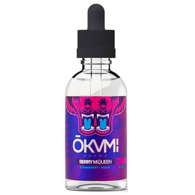 Berry McQueen by Okami Brand E-Juice-eLiquid-Okami Brand-60ml-0mg-eLiquid.com