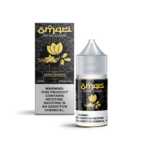 Desert Knight by Omari E-Liquid SALTS