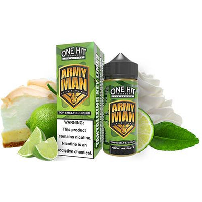 Army Man by One Hit Wonder eLiquid-eLiquid-One Hit Wonder-eLiquid.com