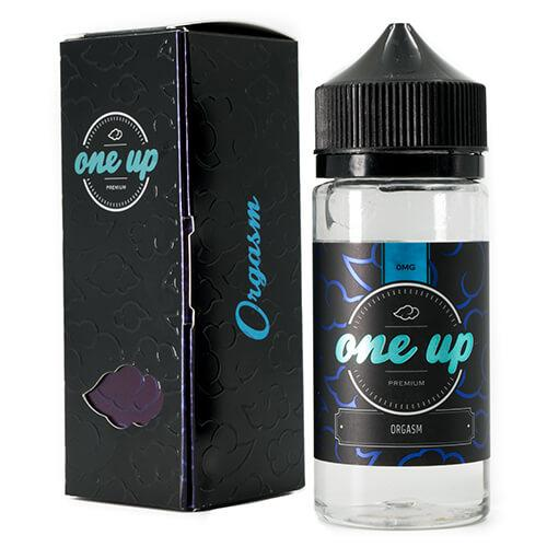 Orgasm by One Up Vapor Vape Juice 0mg