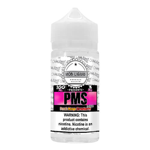 PMS Peach Mango Strawberry by PMS eLiquid