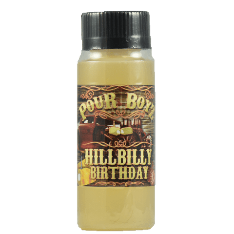 Hillbilly Birthday by Pour Boyz - All the best eLiquid flavors - eLiquid.com