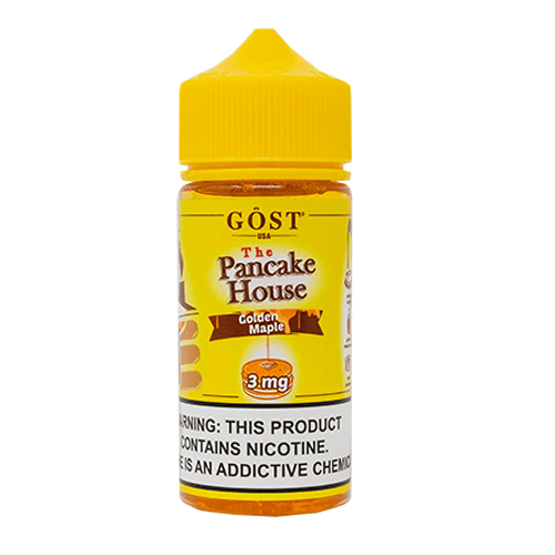 Golden Maple by The Pancake House by Gost Vapor