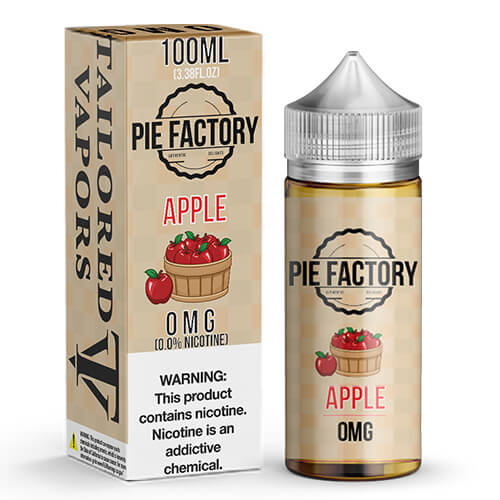 Apple by Pie Factory by Tailored Vapors