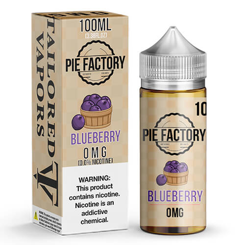 Blueberry by Pie Factory by Tailored Vapors