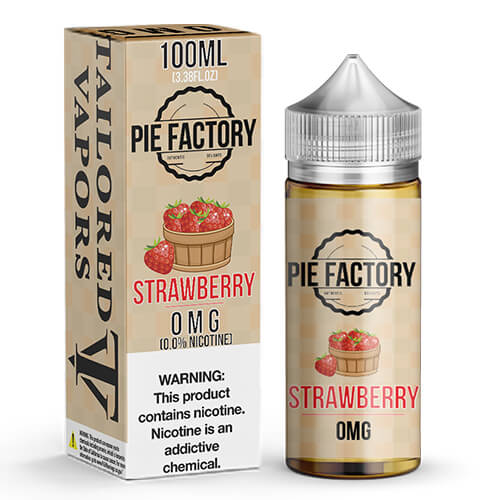 Strawberry by Pie Factory by Tailored Vapors