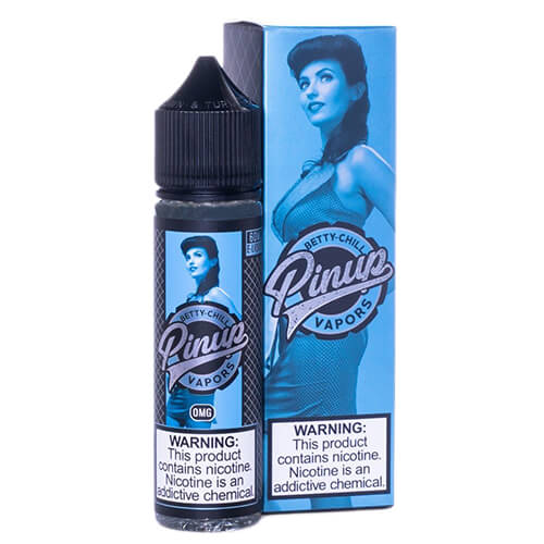 Betty Chill by Pinup Vapors Vape Juice 0mg