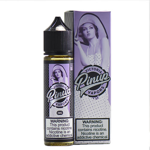 Victoria by Pinup Vapors Vape Juice 0mg