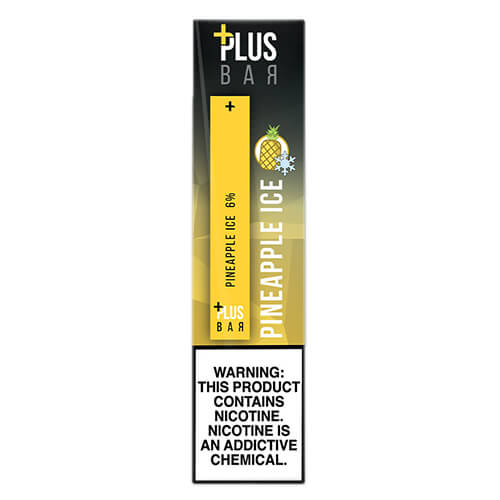 Plus Pods - Disposable Vape Pod Device - Pineapple ICE