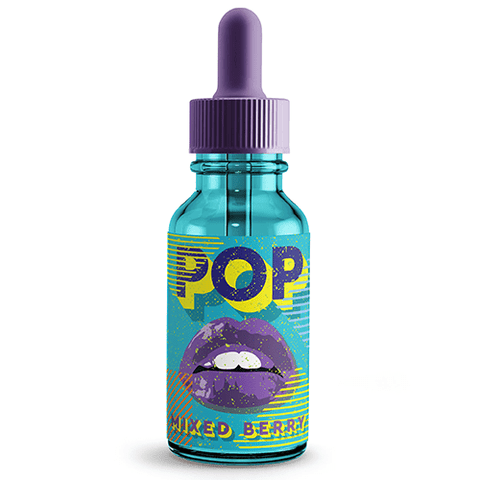 Mixed Berry by POP VAPER