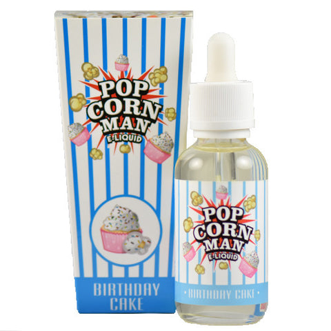 Birthday Cake by Popcorn Man E-Liquid