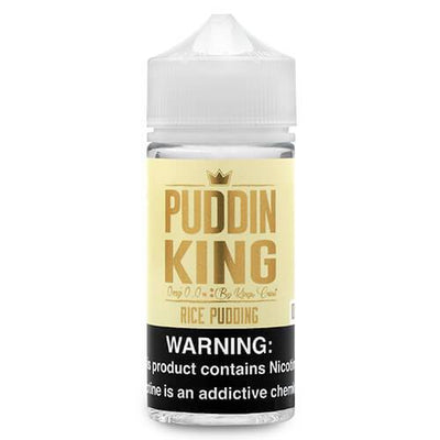 Puddin King by King Line E-Juice-eLiquid-King Line-eLiquid.com