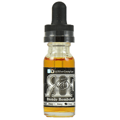 Blonde Bombshell by Rich & Famous E-Liquid-eJuice-Rich & Famous-eLiquid.com