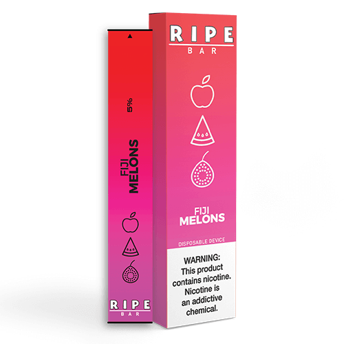 Ripe Bars - Disposable Vape Device - Fiji Melons