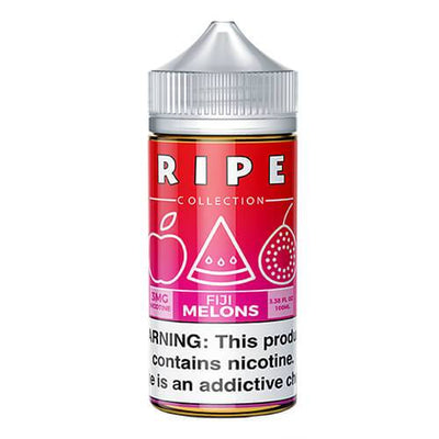 Fiji Melons by Ripe Collection by Vape 100 eJuice-eLiquid-Ripe Collection by Vape 100 eJuice-eLiquid.com