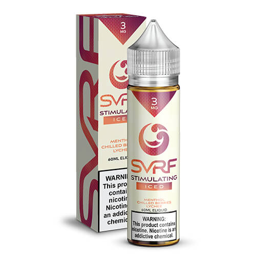 Stimulating Iced by SVRF Iced