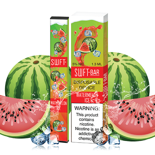 SWFT Bar - Disposable Vape Device - Watermelon ICE