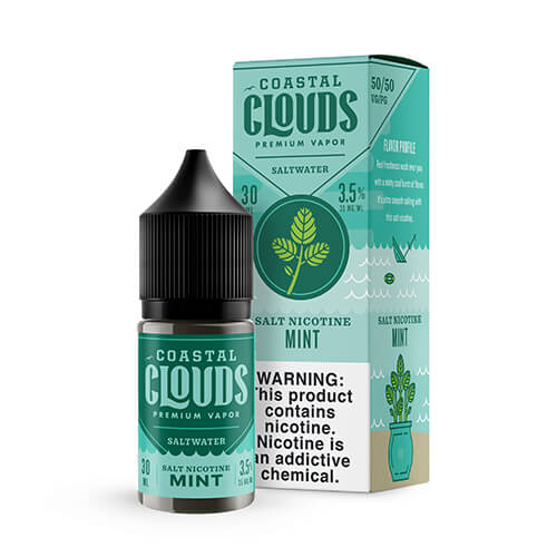 Mint Salt by Saltwater by Coastal Clouds