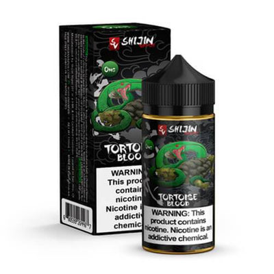 Tortoise Blood by Shijin Vapor-eLiquid-Shijin Vapor-100ml-0mg-eLiquid.com