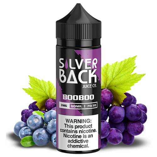 BooBoo by Silverback Juice Co. Vape Juice 0mg - img 2
