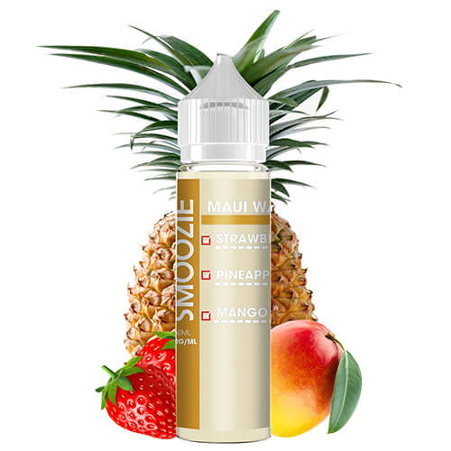 Maui Waui by Smoozie Premium E-Liquid Vape Juice 0mg