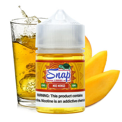 Mad Mango by Snap Liquids-eLiquid-Snap Liquids-eLiquid.com