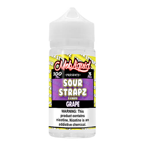 Grape by Sour Strapz eLiquid